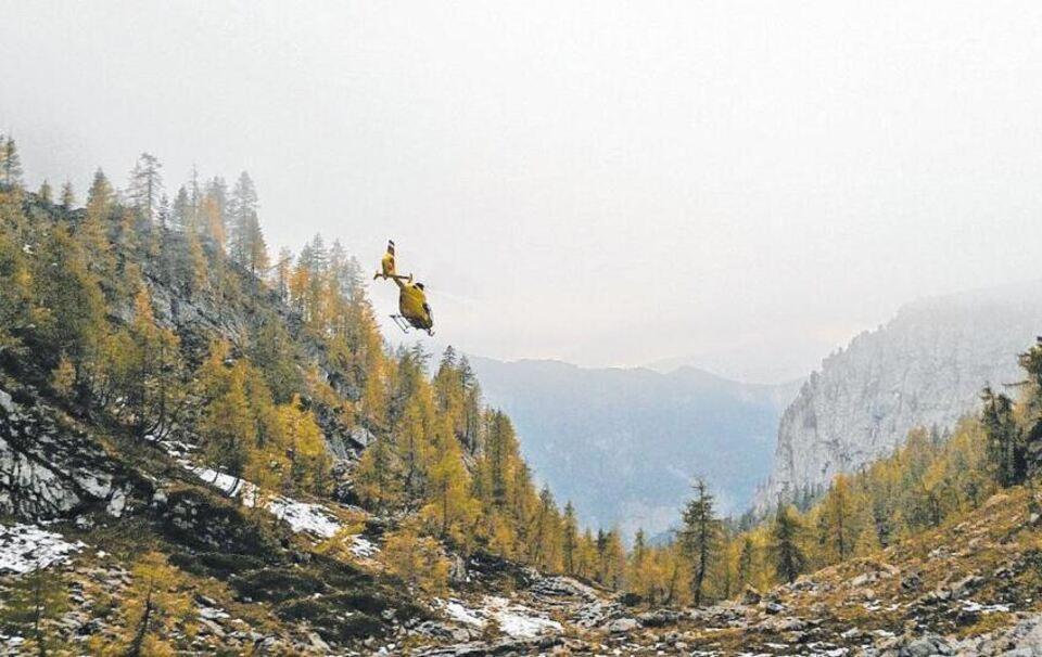 Wandergruppe verschüttet? Lawinenabgang im Berchtesgadener Land
