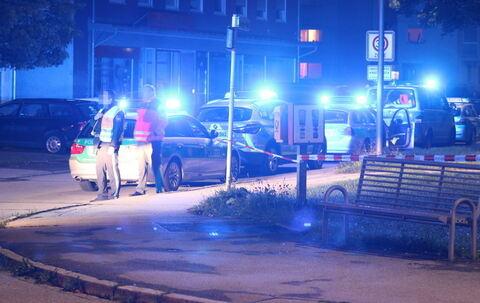 Amoklauf in Traunreut: Zwei Männer erschossen, zwei Frauen schwer verletzt