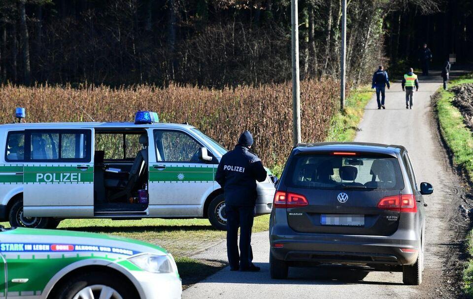 Grusel-Fund im Wald bei Traunstein | Vergrabene Leiche entdeckt