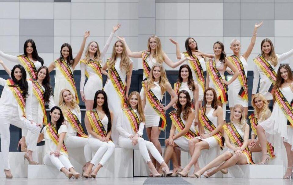Anahita Rehbein ist die neue Miss Germany!